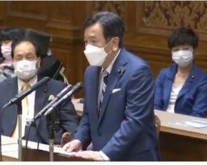 立憲・枝野氏「国会を大幅延長しコロナに立向かうべき!私たちは協力してきてるつもり!」